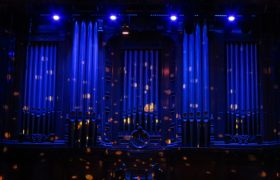 Event Lighting Melbourne, smoke machine hire, LED stage lighting, hazer