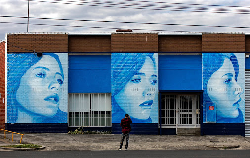 Rone Street Art, RONE, Clearlight Shows