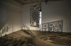 """Clearlight Shows lights the Leslie Eastman exhibition """"The Implicate Order"""""""
