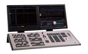 Element lighting console, light desk hire, lighting console, element 60